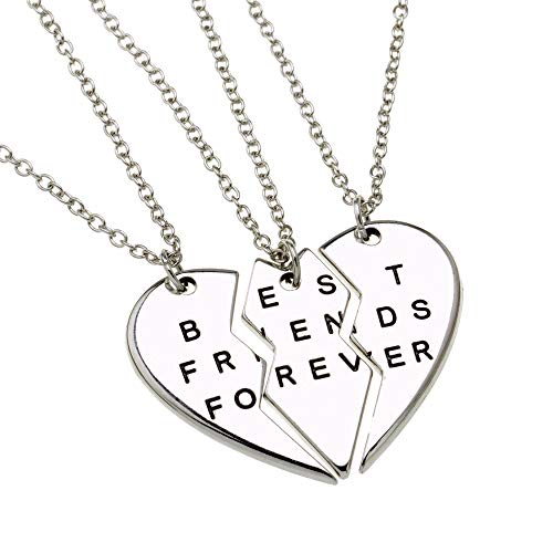 Halsband - Best friends forever 3 kedjor