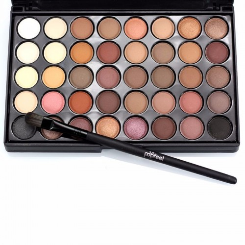 Ögonskuggs palette Utra 40 shades - The perfect night out palette